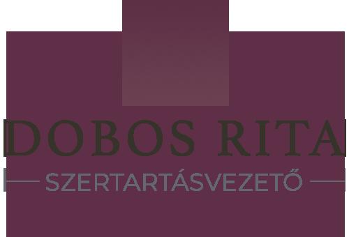 Dobos Rita esküvői szertartásvezető